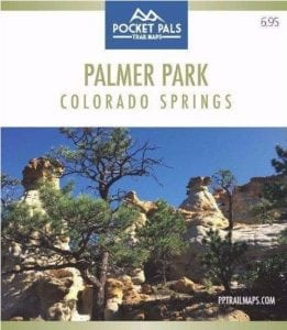 Palmer Park Trail Maps